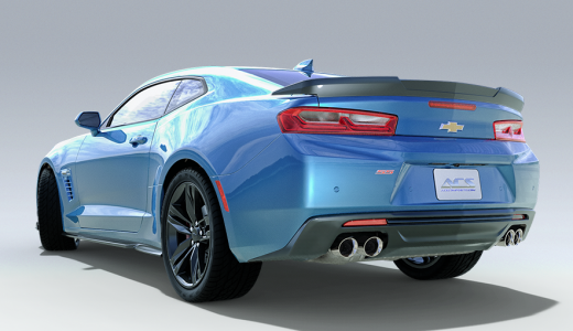 Camaro SS 2016-17 Configurator By ACS Goes Live