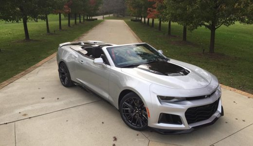 Al Oppenheiser Gets a New Camaro ZL1 Convertible