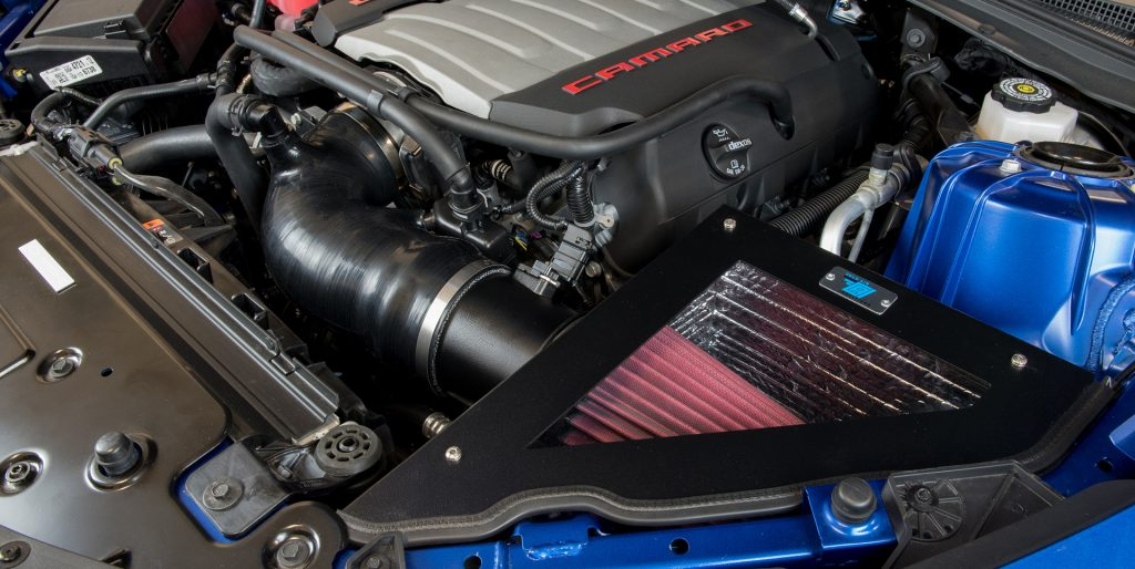 camaro6-cold-air-inductions-system-installed