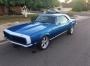 1968 Camaro stolen from Mesa Navy veteran