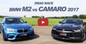 Place Your Bets: BMW M2 Drag Races Chevrolet Camaro SS