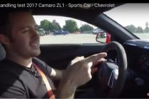 Video: Camaro ZL1 With New 10 Speed Auto (A10) In Action