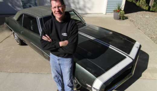 Mark Stielow Takes a Different Approach to his Latest 1969 Camaro