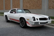 1980 Camaro Z28 2nd Gen – Starting To Become On Collectors Hot List 78-81