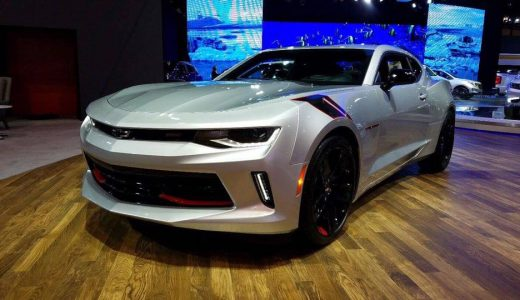 Camaro Redline Special Edition Announced at Chicago Auto Show – Updated With Our Color Pictures