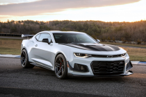 2018 CAMARO ZL1 1LE SETS BENCHMARK FOR TRACK CAPABILITY