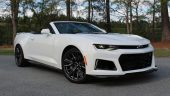 Highway attack mode | 2017 Chevrolet Camaro ZL1 Convertible … – Autoblog (blog)