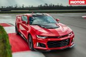 Right-hand drive Chevrolet Camaro ZL1 available for $150K – Motor Magazine