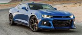 2017 Chevrolet Camaro ZL1 Track Review | GM Authority – GM Authority (blog)