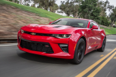 2016 Chevrolet Camaro SS Update 5: Just Between Friends… – Motor Trend