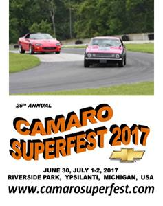 camaro superfest