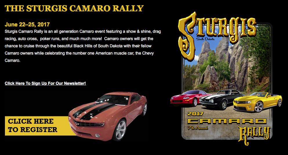 Chevy Sturgis Rally.html | Autos Post