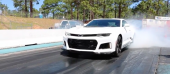RPM Motorsports' 2017 Camaro ZL1 Is First To Break Into The 9s: Video