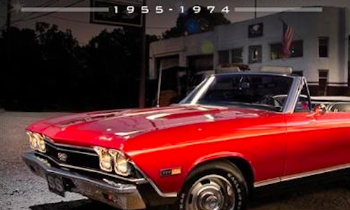 BOOK REVIEW: The Complete Book of Chevrolet Muscle Cars 1955-1974 Written by Steve Natale