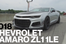 Chevrolet Camaro ZL1 & ZL1/1LE Hot Lap at VIR Both In Top 5 – Car and Driver With Video