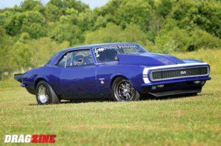 Phil Reichardt's Nitrous-Fed, Outlaw 8.5 '67 RS/SS Camaro – Dragzine.com