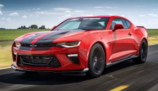 2018 Camaro Accessories Catalog Goes Live After SEMA 2017